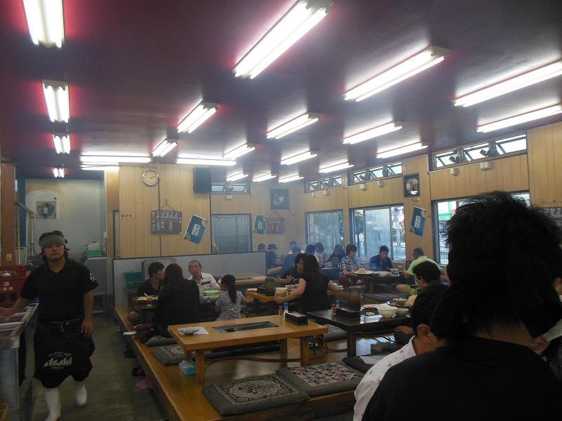 20140901堺市焼肉味楽店内風景