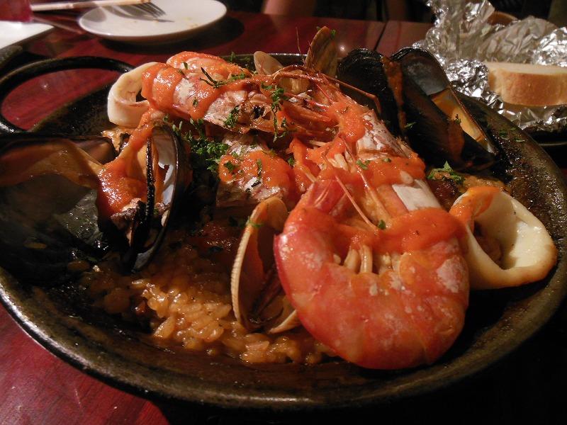 20140901大阪難波スペイン料理SOL